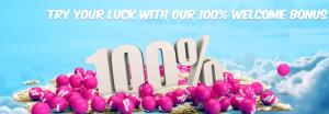Vera & John casino no deposit 100%